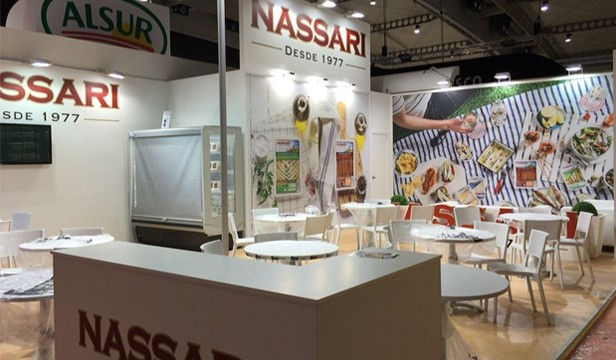 Alimentaria 2018. Pavelló 3 , Stand 717 - F